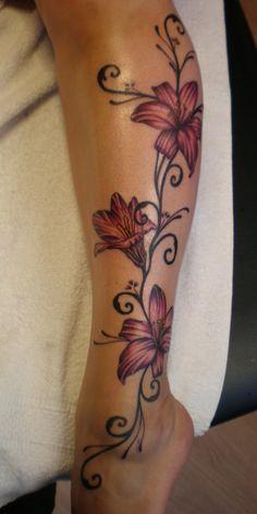 flor perna