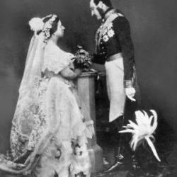 Casamento-Rainha-Vitória-Príncepe-Albert